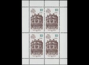 3075 Palais Ephraim Kleinbogen, ** postfrisch