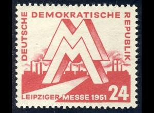 282 Leipziger Frühjahrsmesse 24 Pf **
