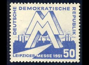 283 Leipziger Frühjahrsmesse 50 Pf **