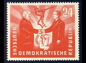 284 Deutsch-Polnische Freundschaft 24 Pf **
