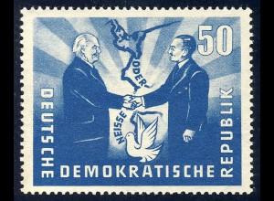 285 Deutsch-Polnische Freundschaft 50 Pf **