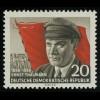 520A XI Ernst Thälmann, gezähnt, Wz.2 XI **