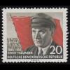 520A XII Ernst Thälmann, gezähnt, Wz.2 XII **