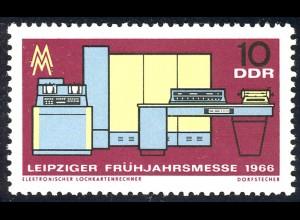 1159 Leipziger Frühjahrsmesse 10 Pf **