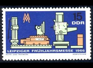 1160 Leipziger Frühjahrsmesse 15 Pf **