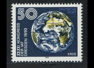 3361 Astronautische Föderation 50 Pf Erde **