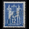 243 Gewerkschaftsvereinigung der Post 12 Pf O