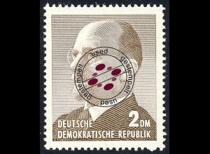 969 Walter Ulbricht 2 DM O