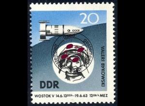 971 Raumschiffe Wostok 20 Pf O