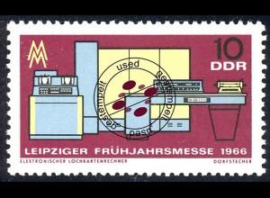 1159 Leipziger Frühjahrsmesse 10 Pf O