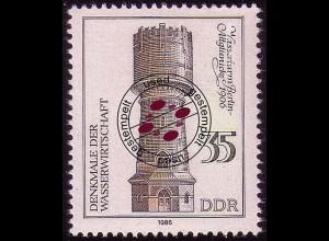 2994 Denkmale Wissenschaft 35 Pf Wasserturm O