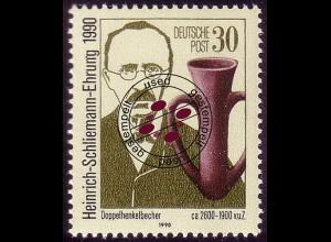 3364 Heinrich Schliemann 30 Pf O