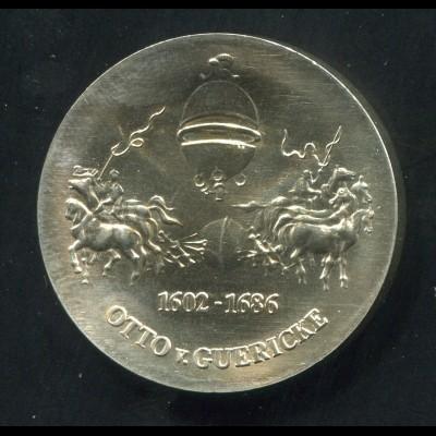 PROBE Gedenkmünze Guericke 10 Mark von 1977, vorzügliche Erhaltung