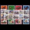 250-269 Berlin-Jahrgang 1965 komplett, postfrisch **