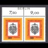 385 Reichsgründung - BERLIN-Zudruck ** postfrisch