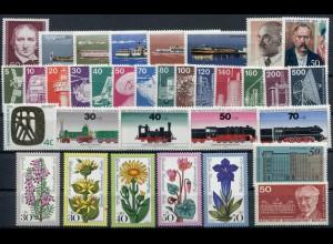 482-515 Berlin-Jahrgang 1975 komplett, postfrisch **