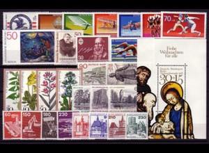 561-590 Berlin-Jahrgang 1978 komplett, postfrisch **