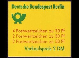 10aI MH BuS 1977, postfrisch **