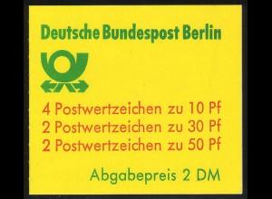 11a MH BuS 1980 - postfrisch