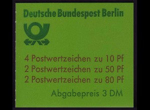 13c MH BuS 1982 [olive 80er], gestempelt