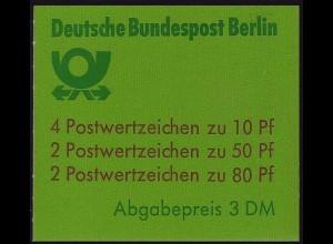 14 MH SWK 1989, 49,5 mm, postfrisch