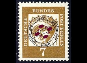 200 Bedeutende Deutsche 7 Pf Landgräfin Thüringen O