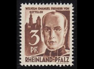 Rheinland-Pfalz 2yv I Freimarke 3 Pf. **