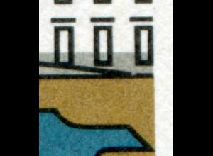 420 Wiesbaden mit PLF: Kerbe unter rechtem unteren Fenster, Feld 49 **