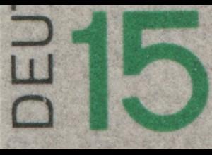 475 1.Mai 1965 mit PLF unten rechts gebrochenes D in DEUTSCHE, Feld 12 **