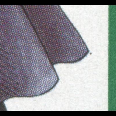 1760 Hoyerswerda mit PLF schwarzer Punkt am Rock, Feld 3, **