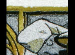 1786 Regensburg mit PLF Strich in der Last, Feld 1, postfrisch **