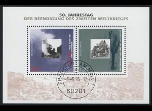Block 31 Kriegsende 1995, VS-O Frankfurt/Main