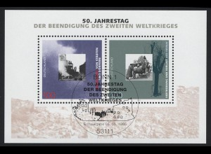 Block 31 Kriegsende 1995, ESSt Bonn