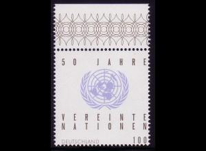 1804 UNO - Verzähnung durch die Jahreszahl, **
