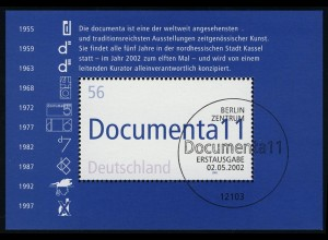 Block 58 documenta11 Kassel 2002 mit ESSt Berlin