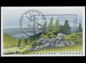 Block 59 Nationalpark Hochharz & Brocken 2002 mit ESSt Berlin Brockenhexe