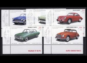 2362-2366 Wohlfahrt Oldtimer Automobile 2003, Ecke unten links **