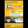 FB 9 Udo Lindenberg - Andrea Doria, Folienblatt 10x2807, **