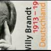 3037III Willy Brandt mit PLF III roter Punkt und schwarzer Strich, Feld 8, **