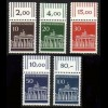 506-510 Brandenburger Tor, Oberrand-Satz **