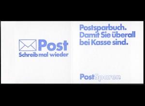 22IIadK2 MH BuS 1990 Letterset - postfrisch