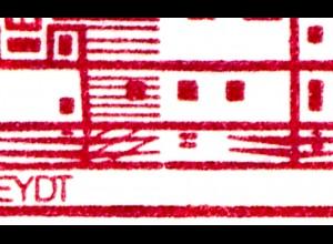 23a MH BuS 1980 - mit PLF VI, postfrisch **