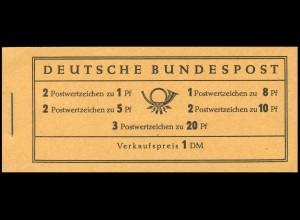4YII MH Heuss und Ziffer 1960 - RLV II, **