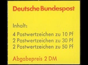 22Im MH BuS 1980 Buchdruck - gestempelt