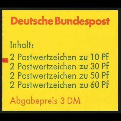 23d MH Burgen und Schlösser Variante c - mit Zählbalken, **