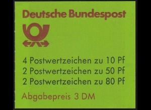 25au MH SWK 1989, postfrisch