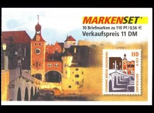 42 MH Regensburg, gestempelt