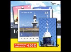 58aI MH Leuchttürme mit PLF I Fleck rechts am Leuchtturmdach, Feld 6 **