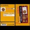 62Ib SB aa MH Goldene Bulle / Blister ohne Label, mit Aufreissband, **