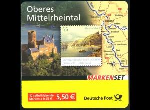 63a MH Mittelrheintal - Versandstellenstempel Weiden 4.5.2006